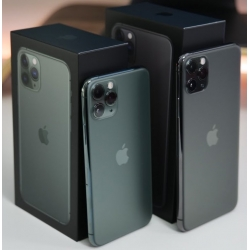 Apple iPhone 11 Pro 64GB = $500,  iPhone 11 Pro Max 64GB = $550, iPhone 11  64GB =  $450,  iPhone XS 64GB = $400